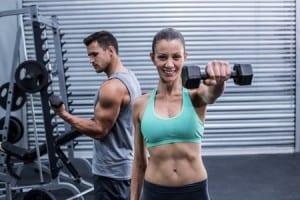 Building Bones Through Good Diet, Exercise And Calcium