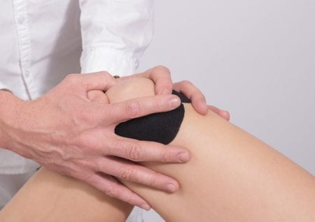 Why do your knees hurt when you sit for a long time?