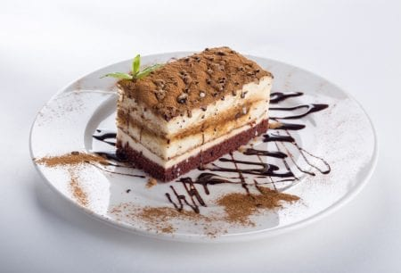 To adore sweet desserts