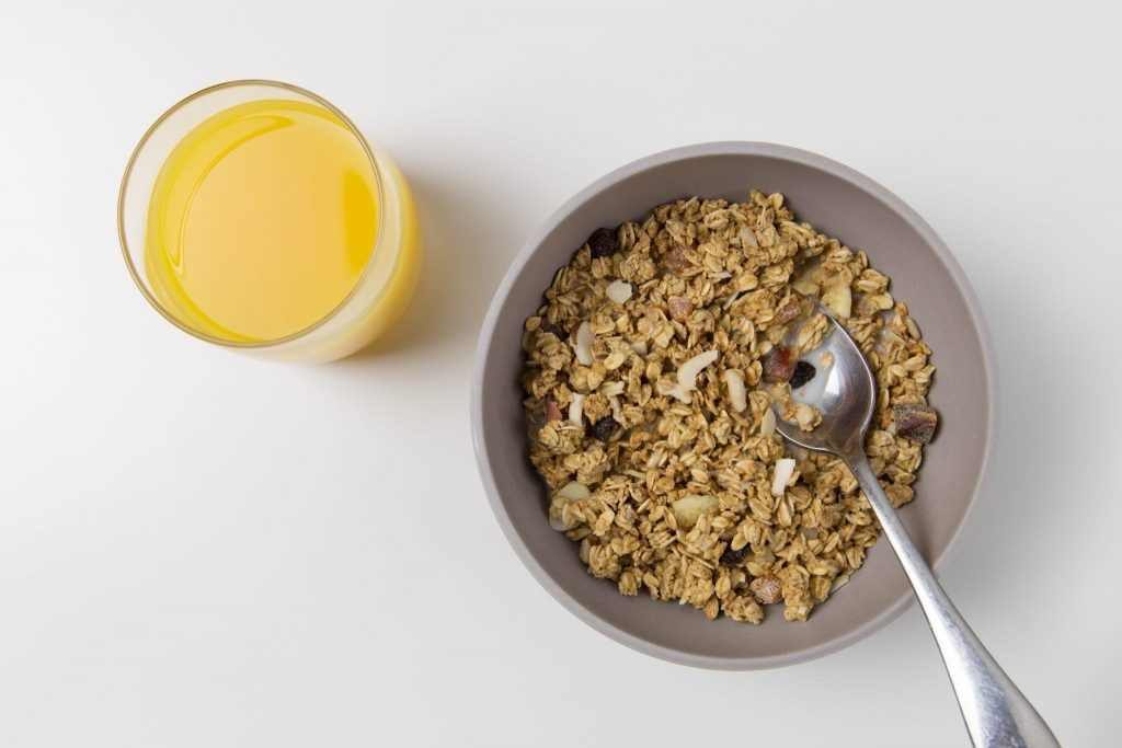 Oatmeal - The Best Choice for Lowering Cholesterol