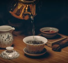 Teas Can Keep You Healthy and Youth